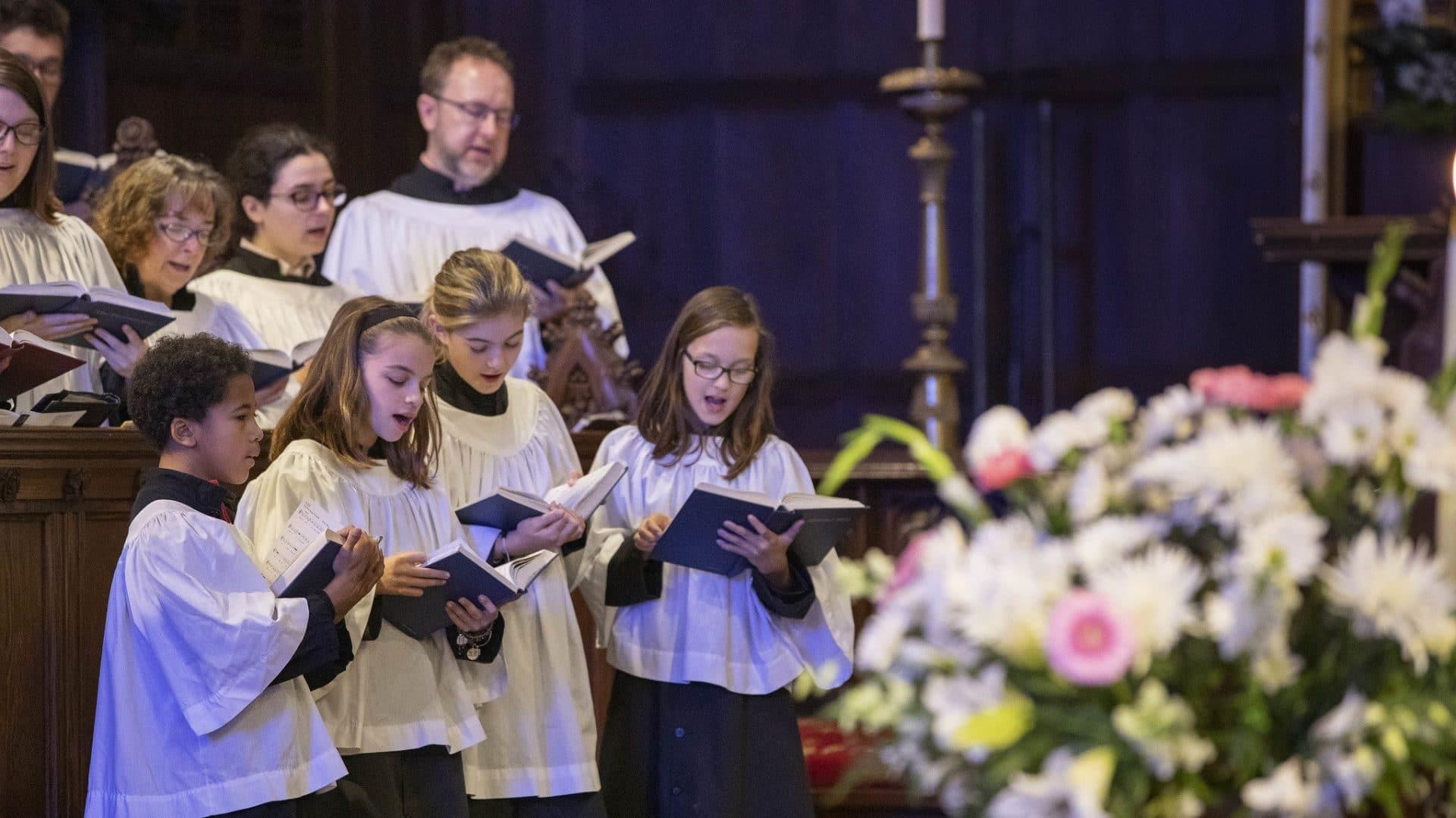 All Saints Parish, Brookline MA
