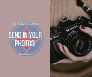 SPECIAL REQUEST: SEND IN PICTURES!