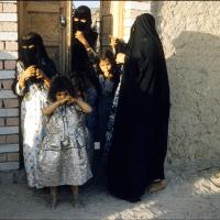 Ninth Station: Jesus meets the women of Jerusalem
