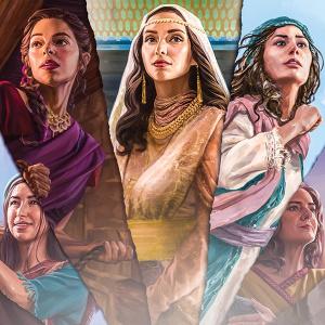 BIBLE STUDY: WOMEN OF THE BIBLE